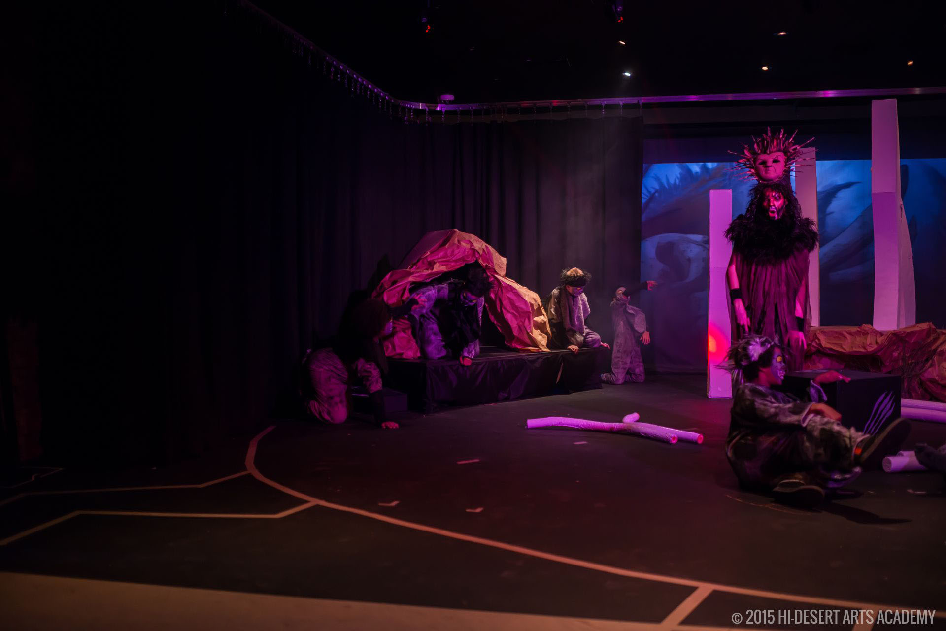 HDAA The Lion King 2015 - Final Show53