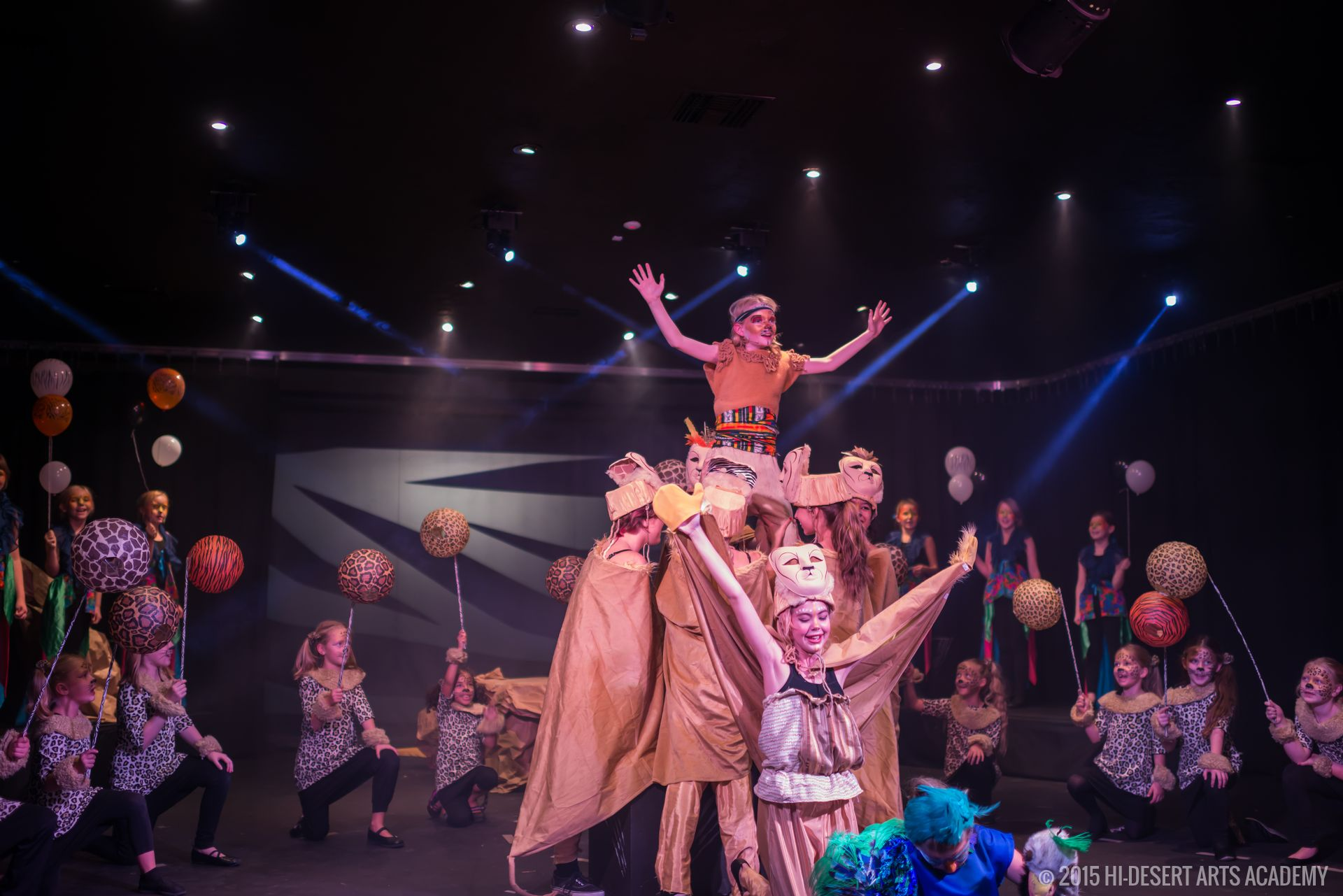 HDAA The Lion King 2015 - Final Show58