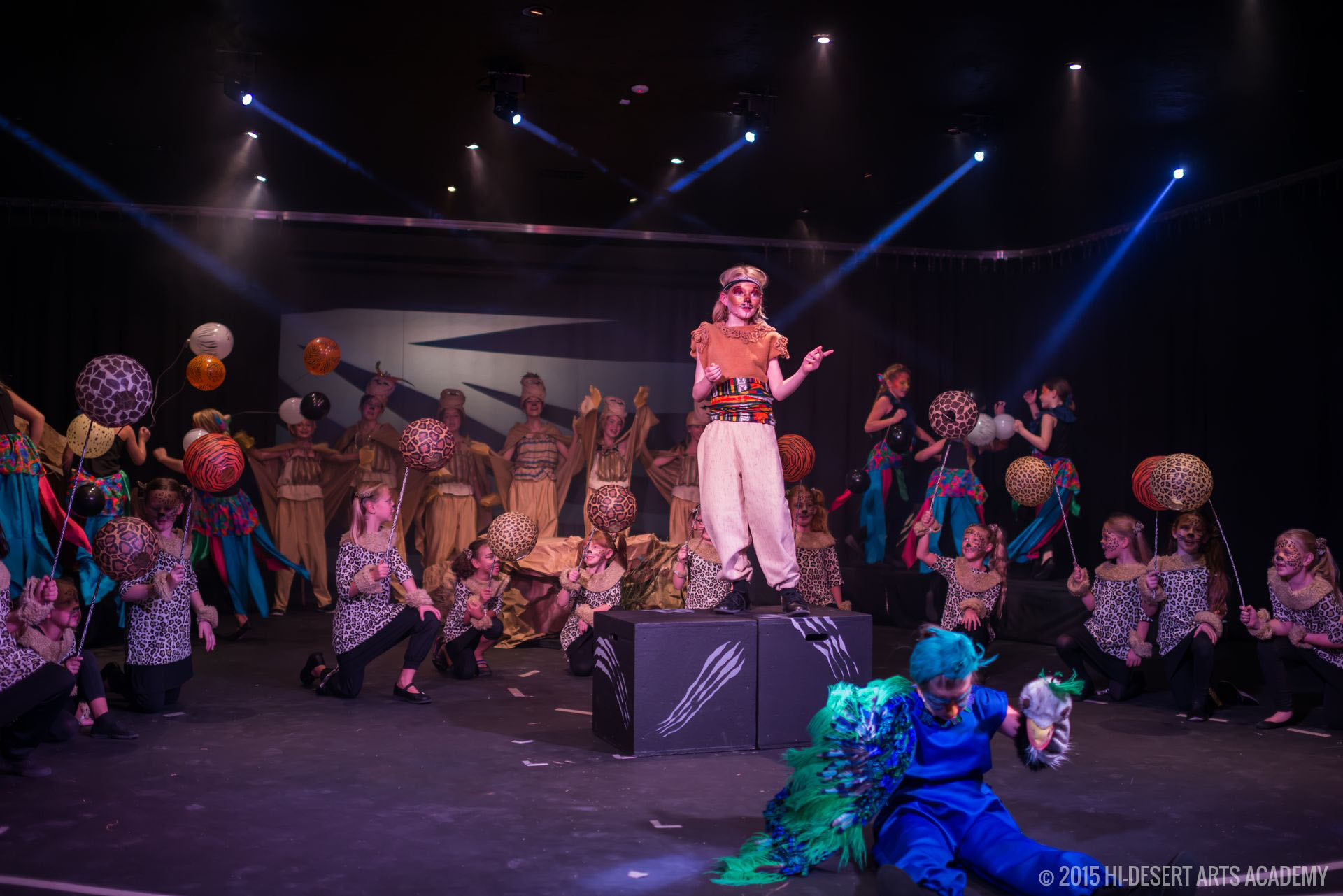 HDAA The Lion King 2015 - Final Show59