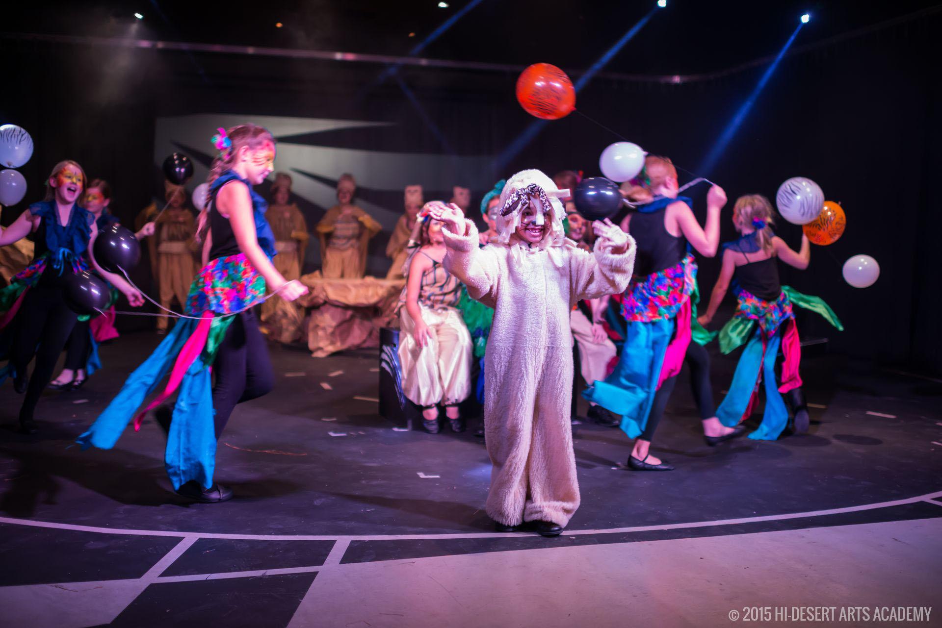 HDAA The Lion King 2015 - Final Show61