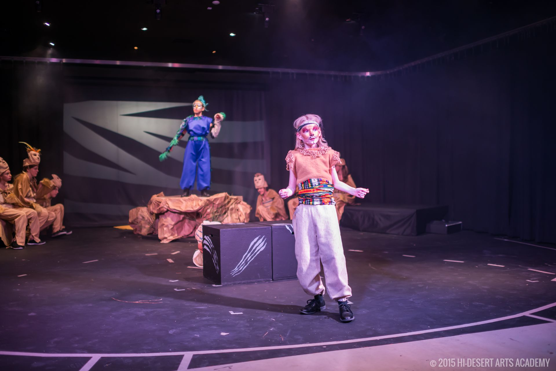 HDAA The Lion King 2015 - Final Show62