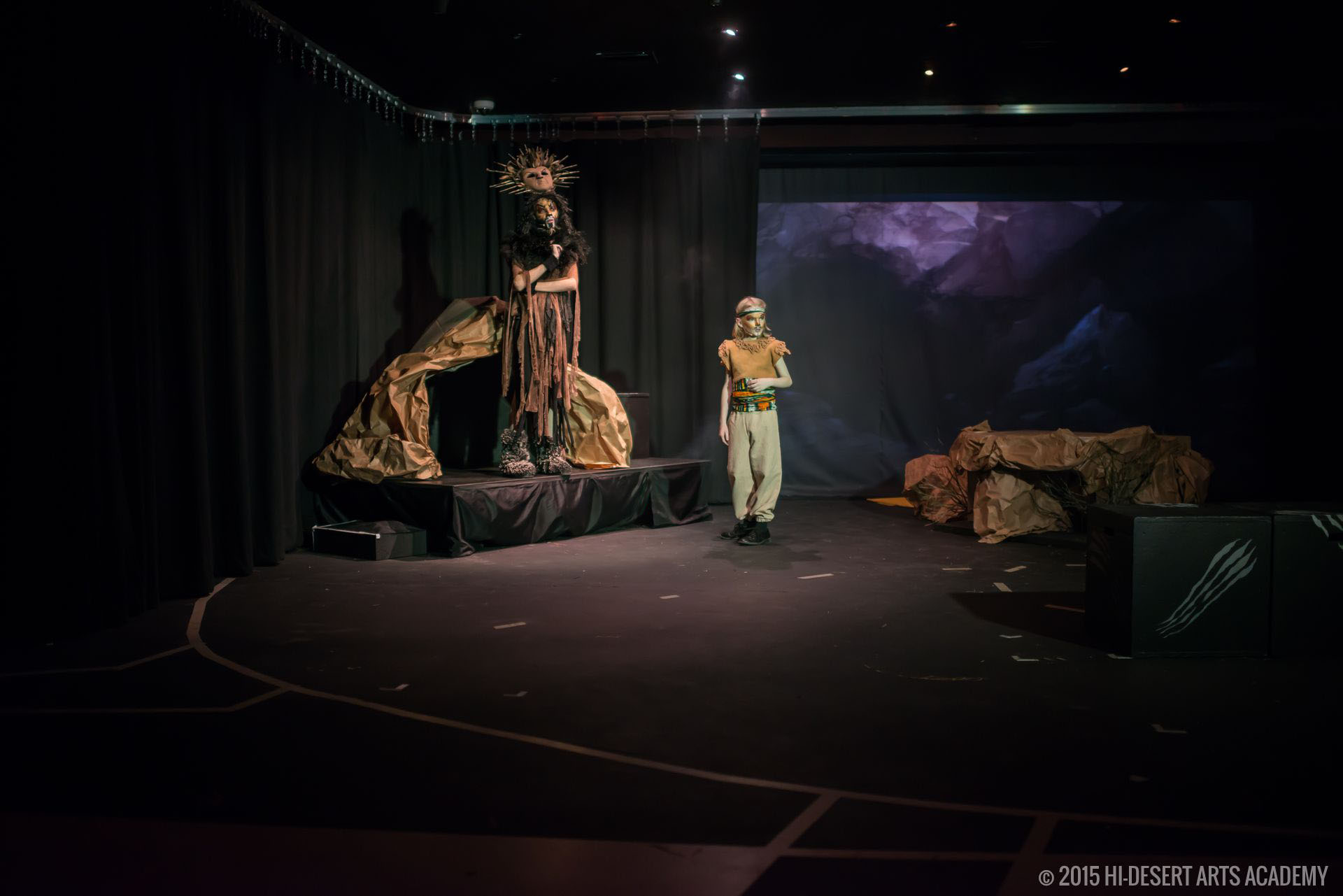 HDAA The Lion King 2015 - Final Show66