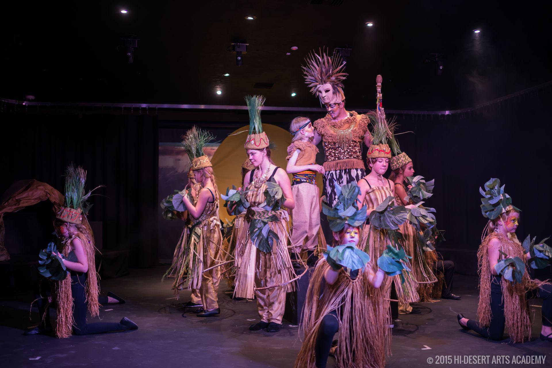 HDAA The Lion King 2015 - Final Show67