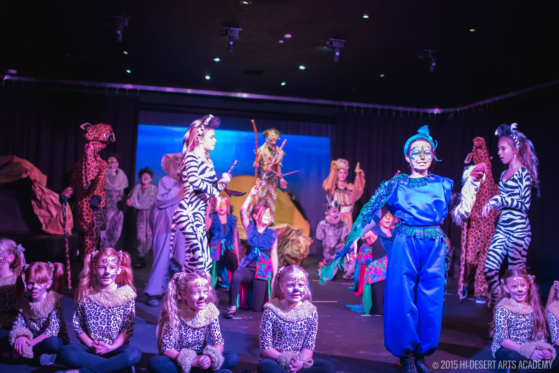 HDAA The Lion King 2015 - Final Show71