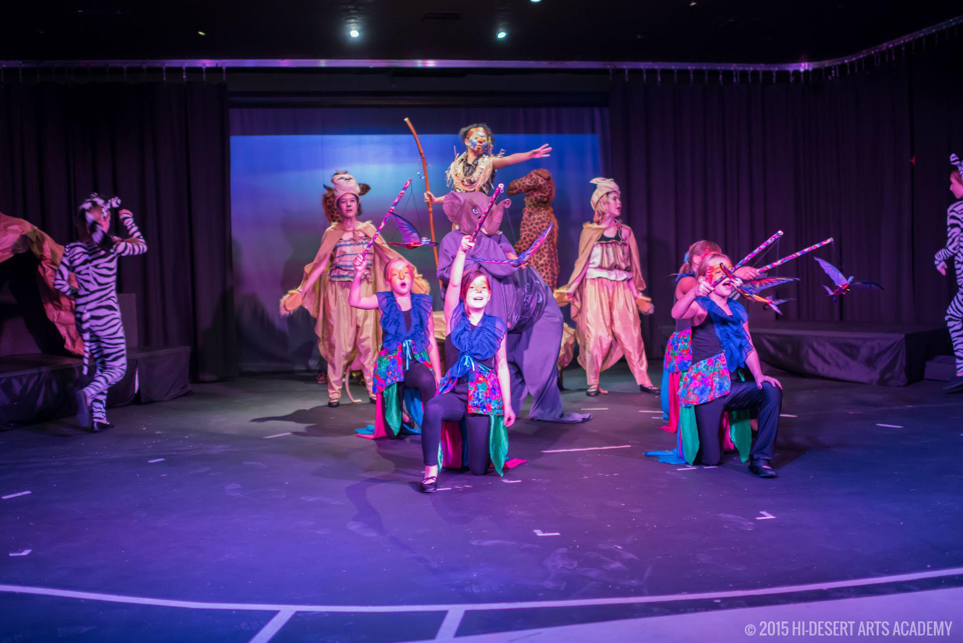 HDAA The Lion King 2015 - Final Show73