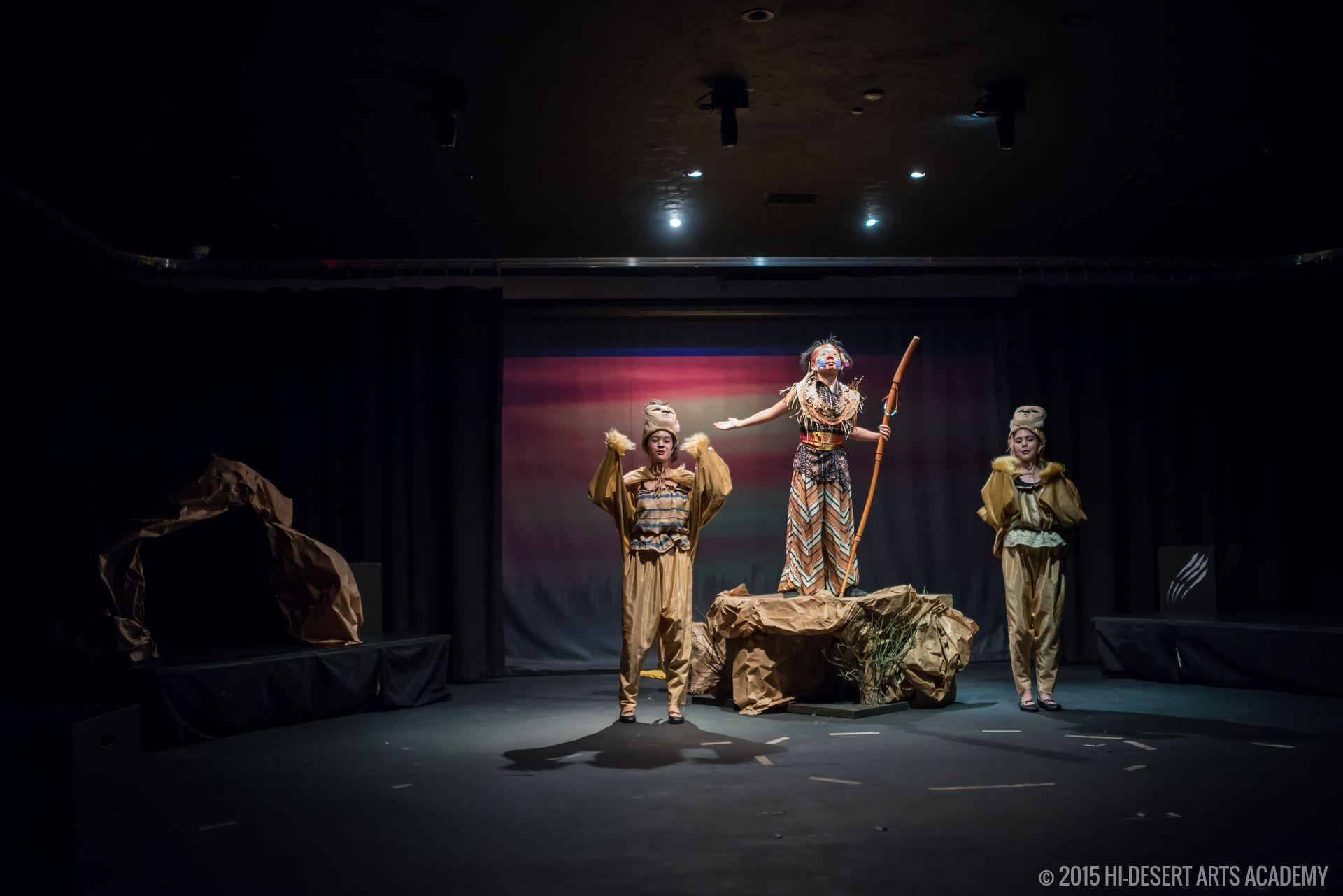 HDAA The Lion King 2015 - Final Show74