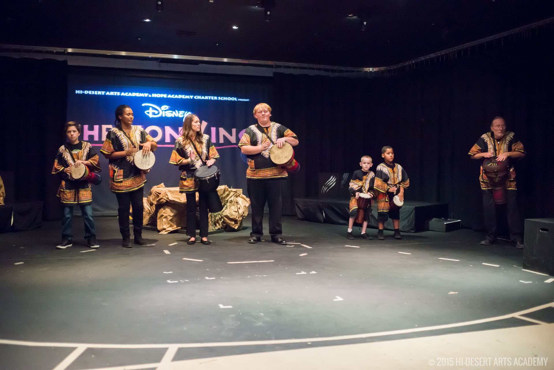 HDAA The Lion King 2015 - Final Show77