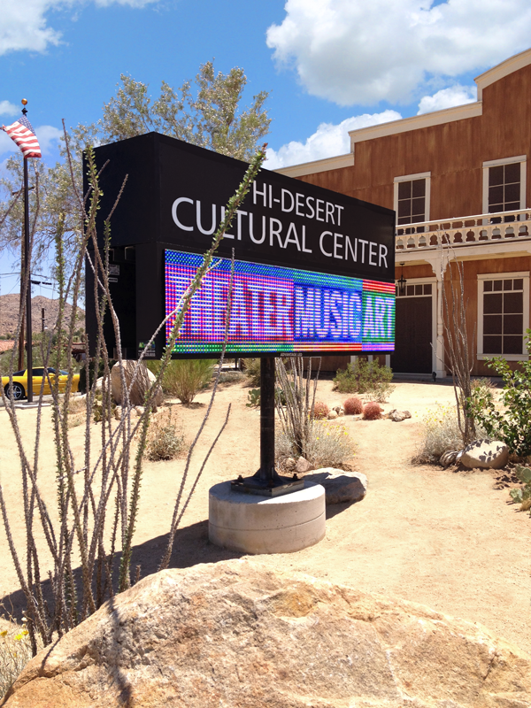 Hi-Desert Cultural Center