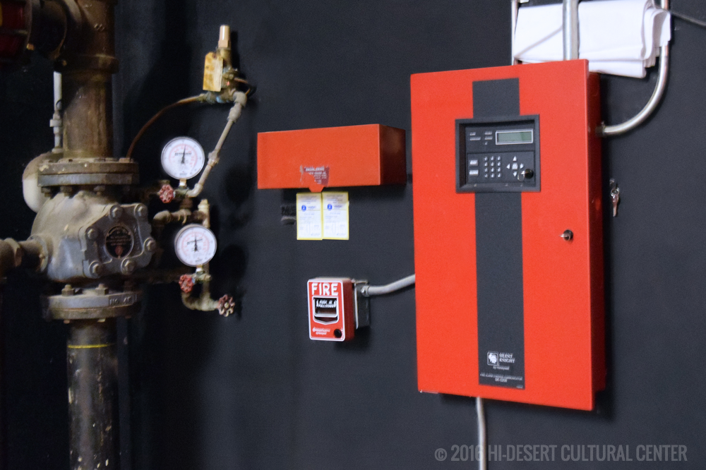 New fire suppression electronics and life saving systems.