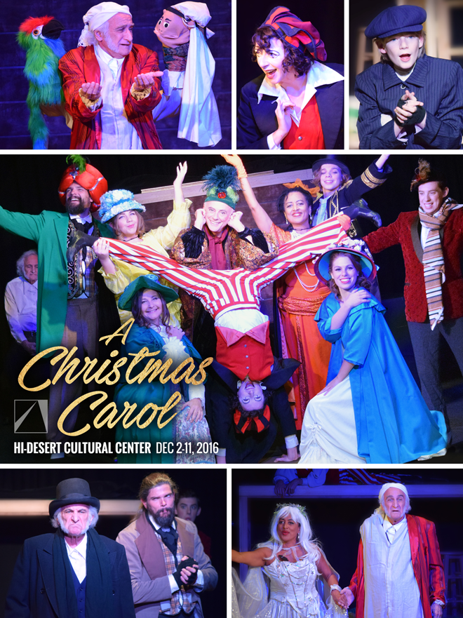 hdcc a christmas carol collage - Best Version Of A Christmas Carol