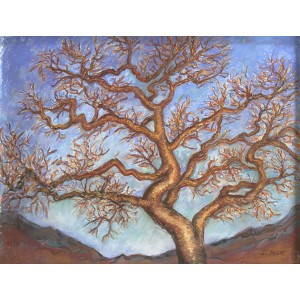 Scott_ My Favorite Oak_ pastels_ 20x24_600_result