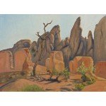 Wargo-No Contest (Ryan Ranch)-Oils-12X16-3385_result