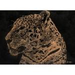 George_ Leopard_ 10x12_ 175