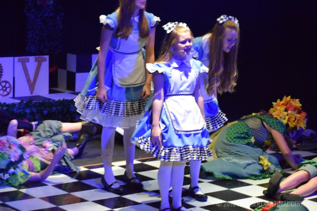 HDCC Alice In Wonderland 12