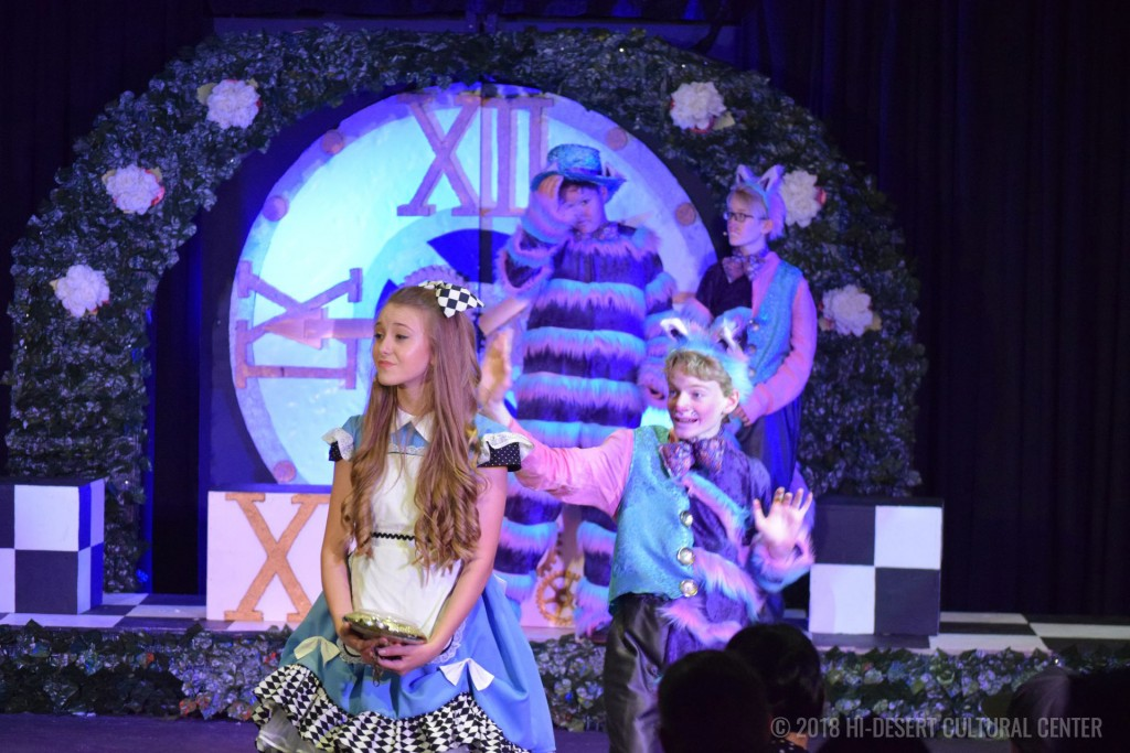 HDCC Alice In Wonderland 121