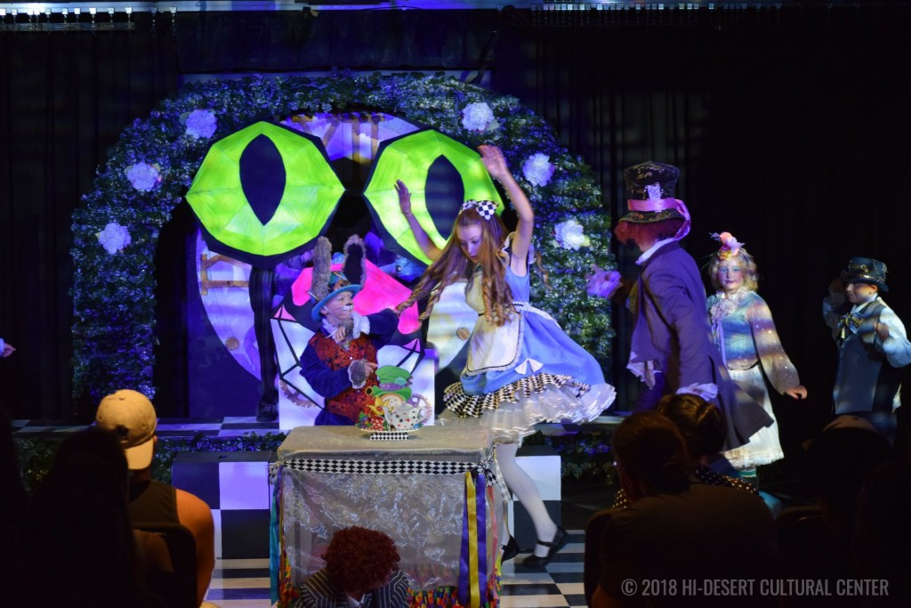 HDCC Alice In Wonderland 139