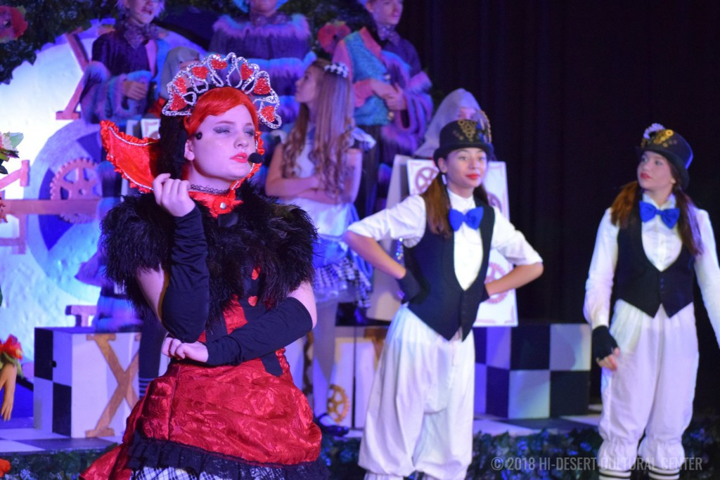HDCC Alice In Wonderland 17