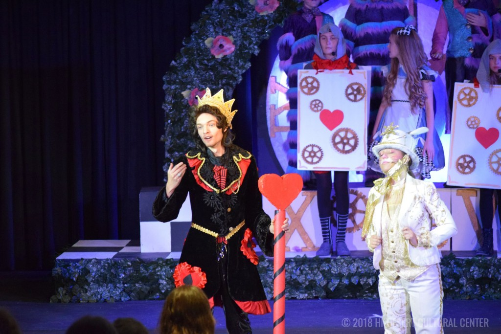 HDCC Alice In Wonderland 18