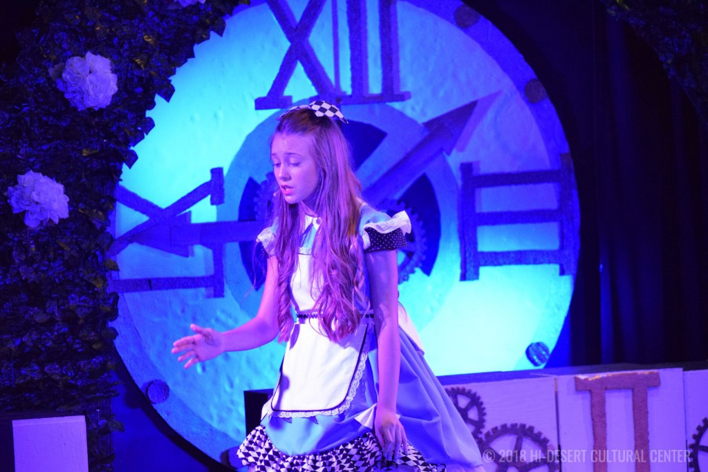 HDCC Alice In Wonderland 214
