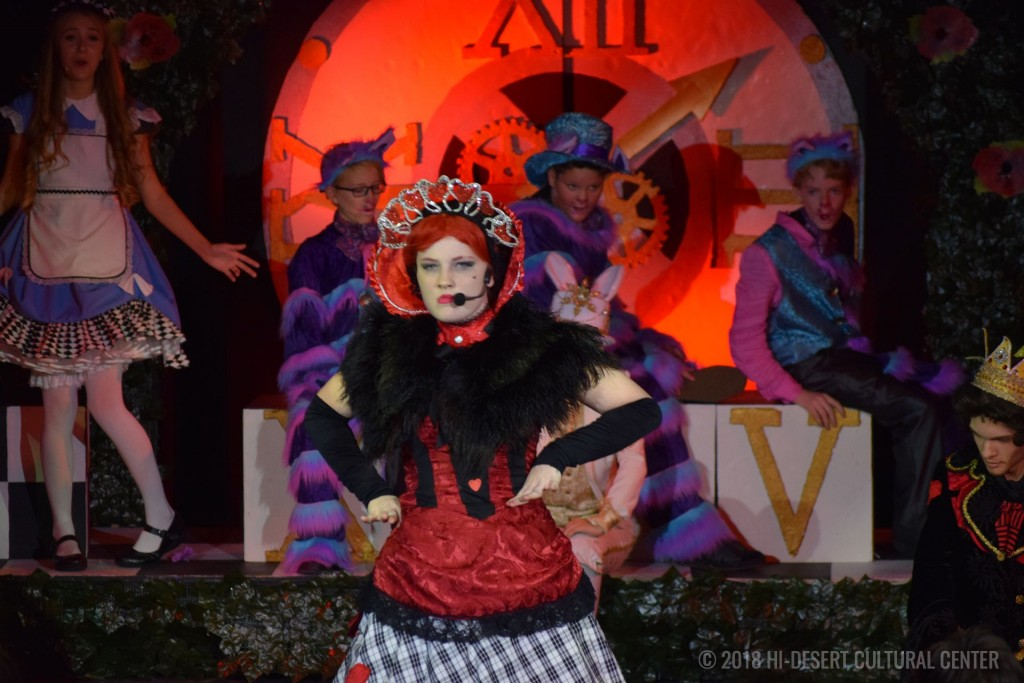 HDCC Alice In Wonderland 26