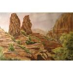 Morris-Sedona_Twin_Peaks-WC-collage-21x27-275