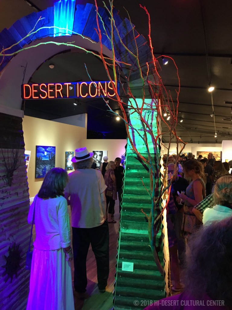 HDCC YVVPAC Desert Icons Exhibition 08