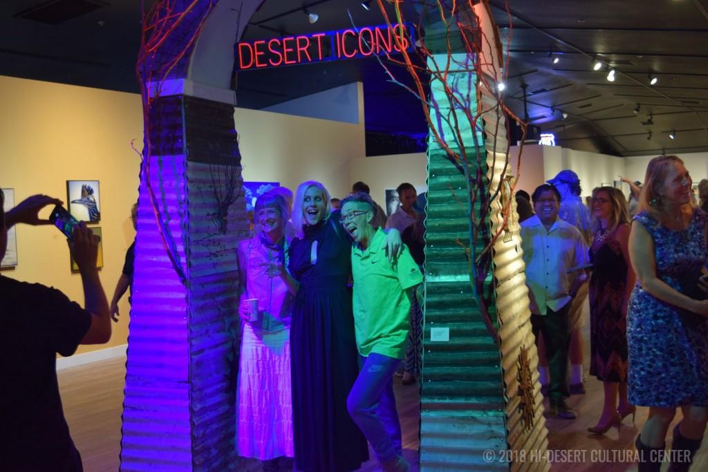 HDCC YVVPAC Desert Icons Exhibition 10