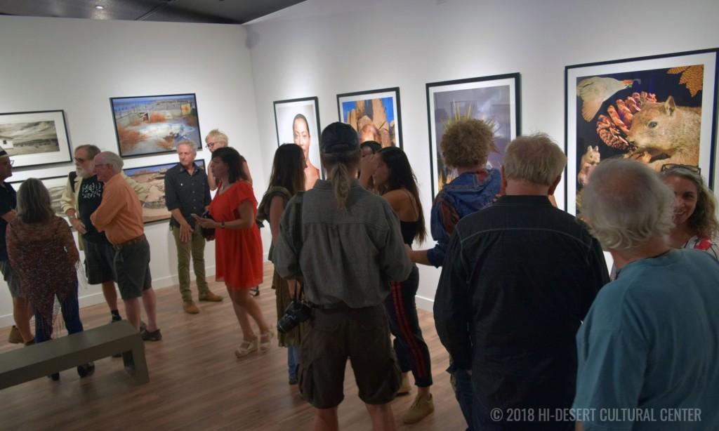 HDCC YVVPAC Desert Icons Exhibition 20