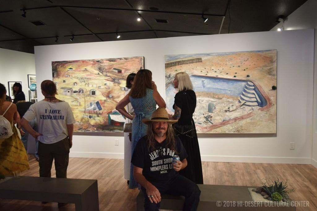 HDCC YVVPAC Desert Icons Exhibition 27
