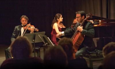 Elixir Piano Trio at HDCC