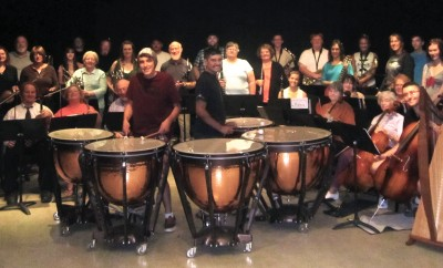 JPHIL - New Timpani PRESS PIC