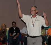 2014 LDI May – Drumming 15 Mike Tilford