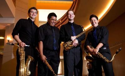 Angeles-Sax-Quartet