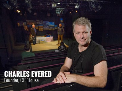 Charles J Evered House Artist Residency For Veterans Hi Desert