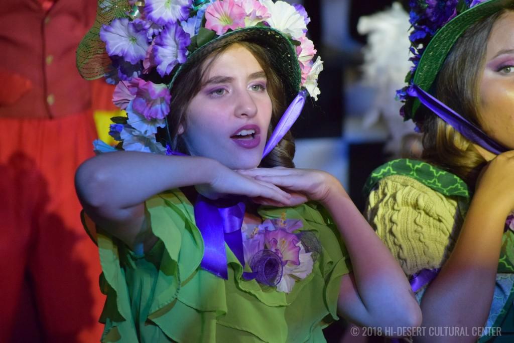 HDCC Alice In Wonderland 0500
