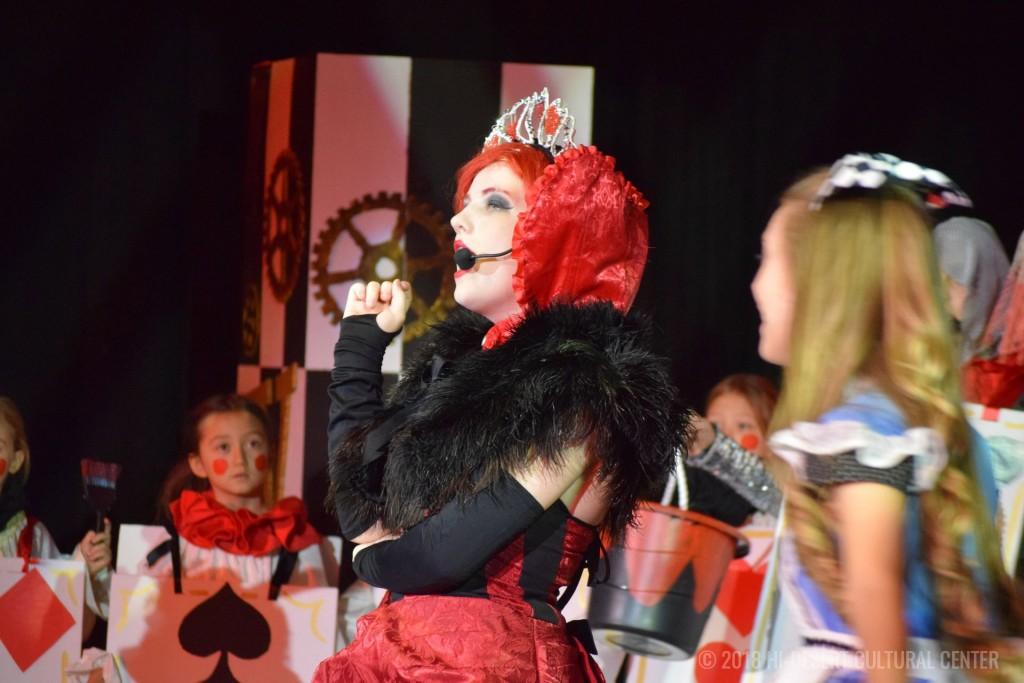 HDCC Alice In Wonderland 101