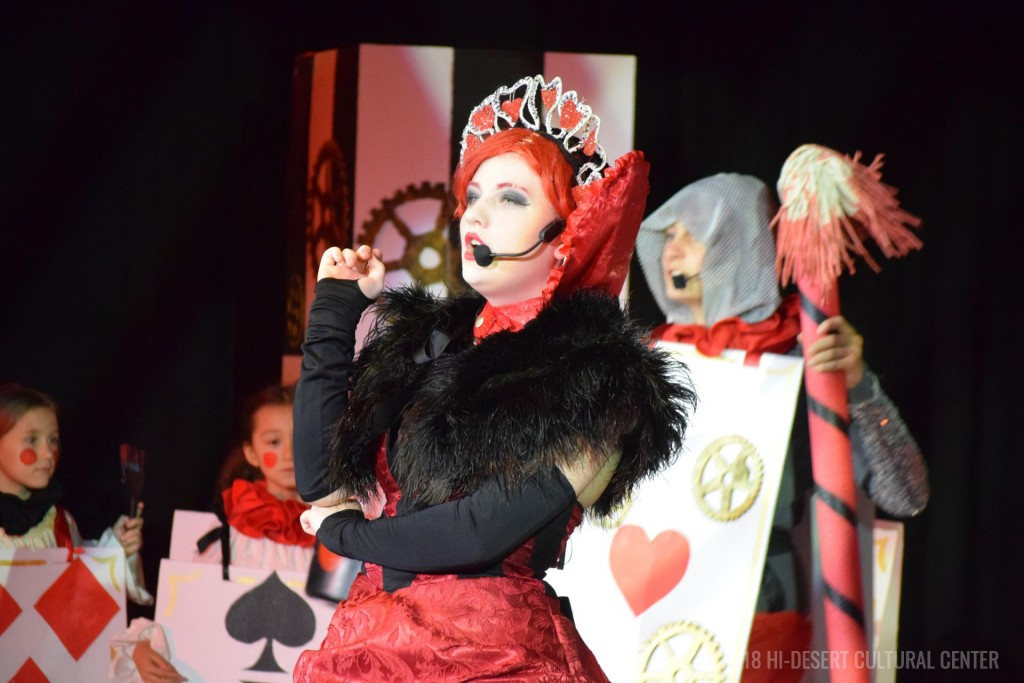 HDCC Alice In Wonderland 102