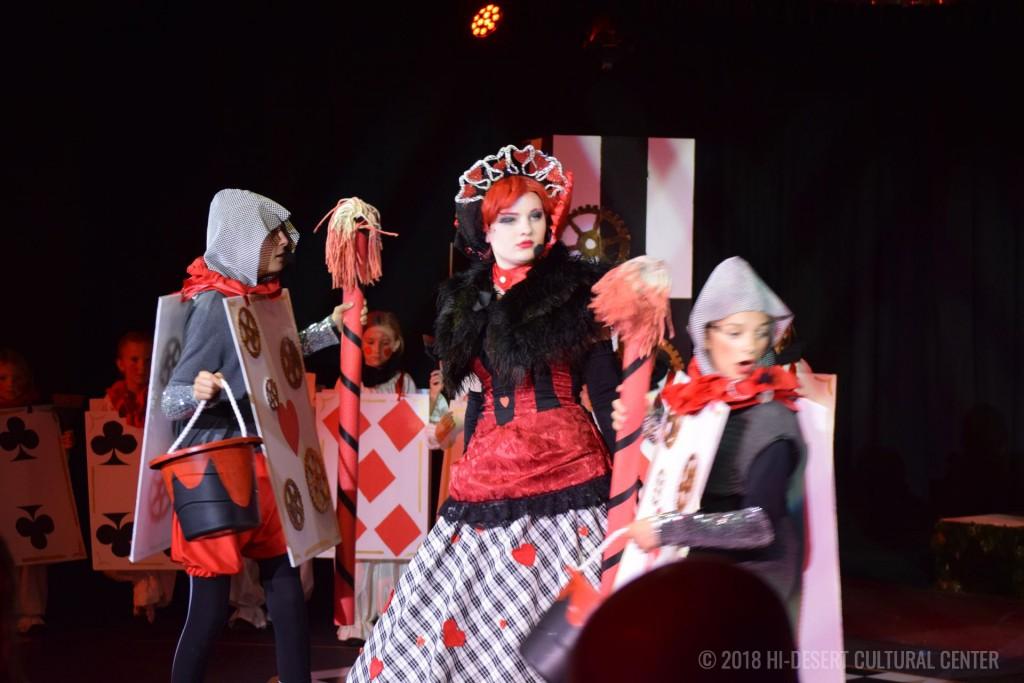 HDCC Alice In Wonderland 103