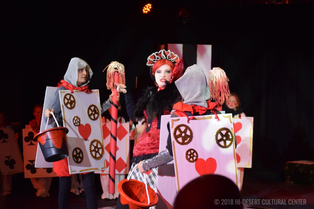 HDCC Alice In Wonderland 104
