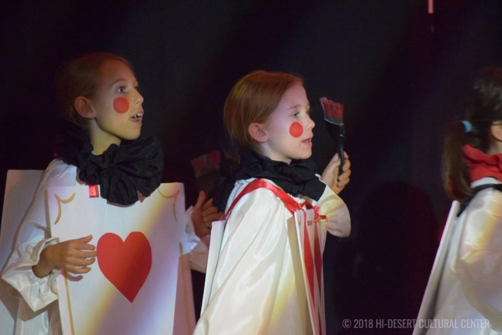 HDCC Alice In Wonderland 108