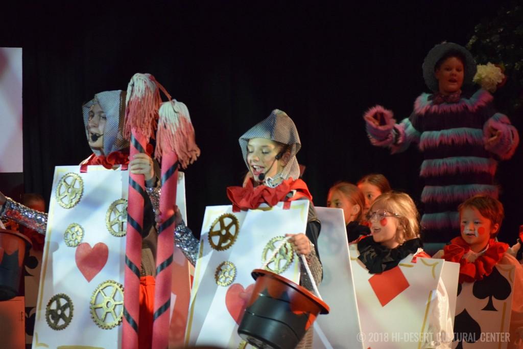 HDCC Alice In Wonderland 118