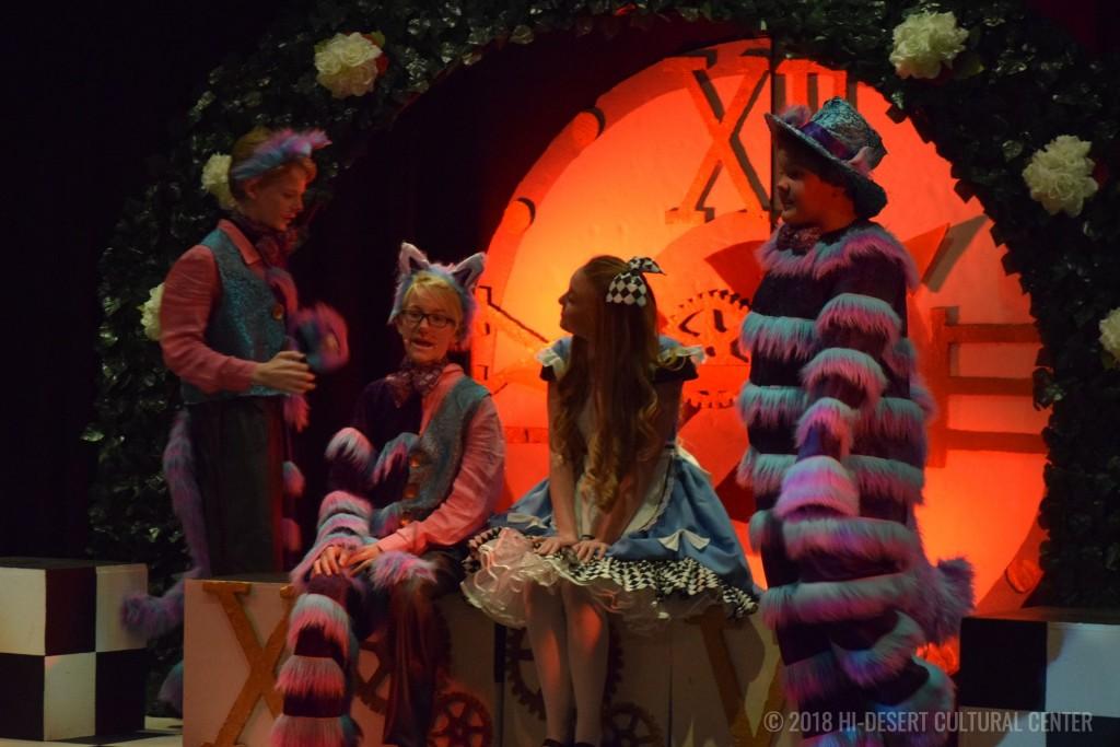 HDCC Alice In Wonderland 120