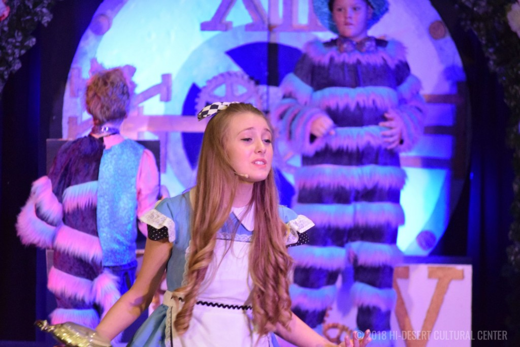 HDCC Alice In Wonderland 122