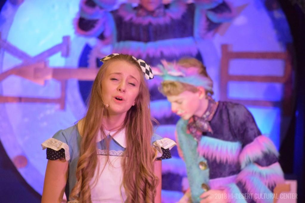 HDCC Alice In Wonderland 123
