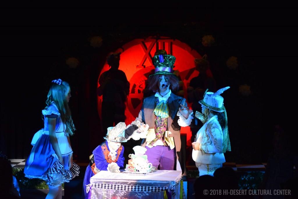 HDCC Alice In Wonderland 126