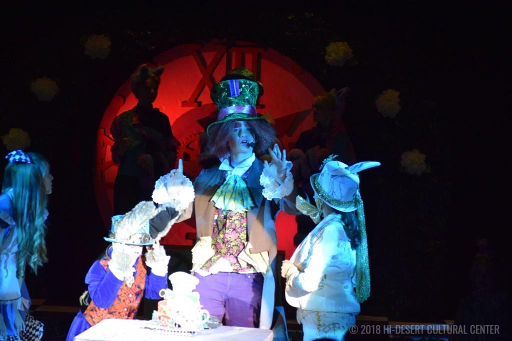 HDCC Alice In Wonderland 127