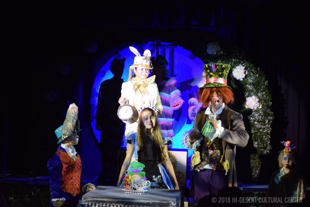 HDCC Alice In Wonderland 129