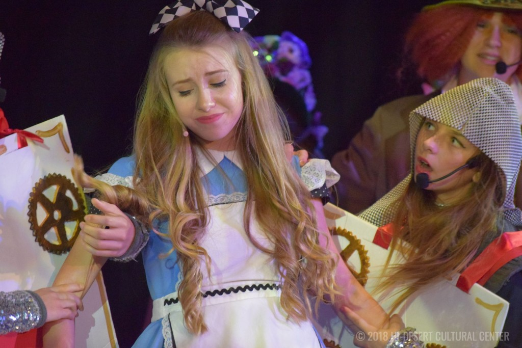 HDCC Alice In Wonderland 13