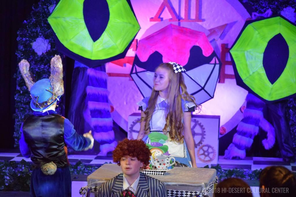 HDCC Alice In Wonderland 130