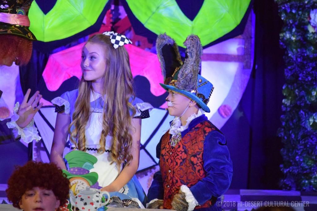 HDCC Alice In Wonderland 131